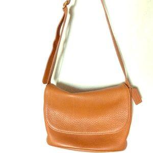 Coach Saddle Bag - Leather
